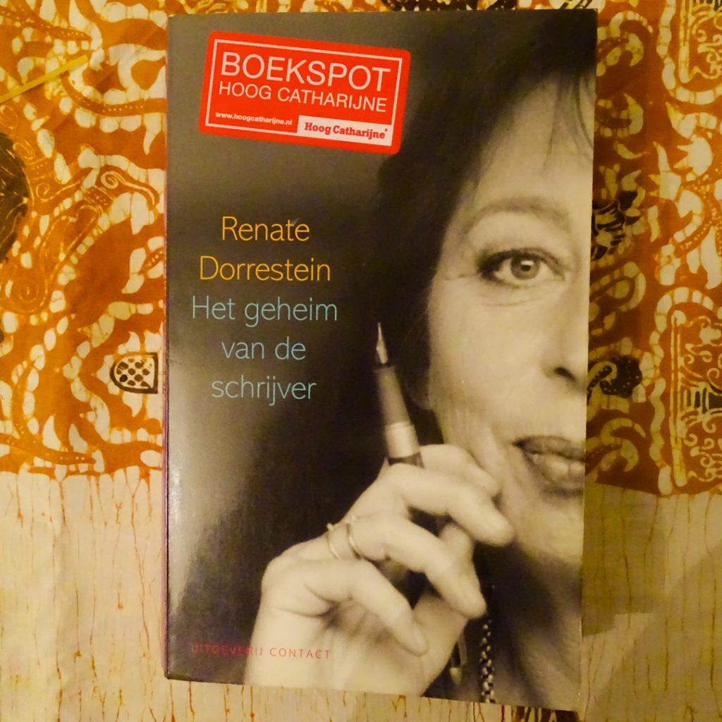 cover van het boek van Renate Dorrestein: Het geheim van de schrijver